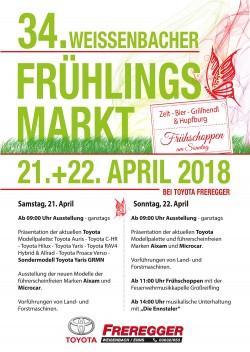 2018-04-21 bis 22_ Frühlingsmarkt Freregger