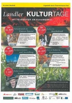 2017-06-15 bis 07-07_ Landler Kulturtage